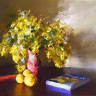 Wattle by © Helen Chierego