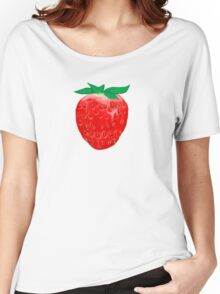 One Strawberry to Rule Them All Women's Relaxed Fit T-Shirt