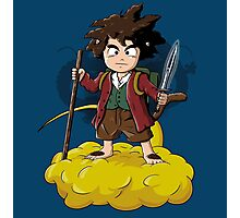 Goku Baggins Photographic Print