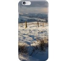 Higger to Mam Tor iPhone Case/Skin