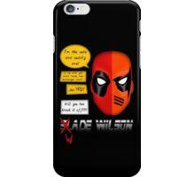 DeadStroke iPhone Case/Skin