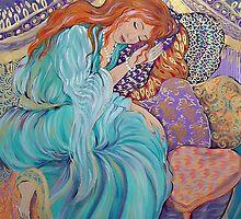 Flame Headed Sleeper by Deborah Conroy
