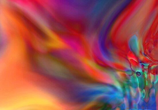 Colour speaks  by blamo