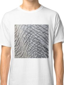 Elephant Skin - Natural Patterns and Textures Classic T-Shirt