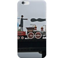 Delaware, Lackawanna & Western Liberty & Prosperity iPhone Case/Skin