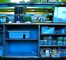 Midnight Diner #1  by mcval