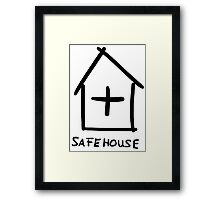 Safehouse Framed Print