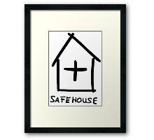 Safehouse Framed Print