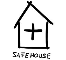 Safehouse Photographic Print