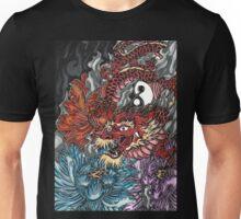 Japanese dragon  Unisex T-Shirt