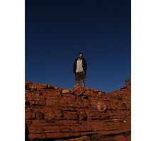 Standing Tall Photographic Print