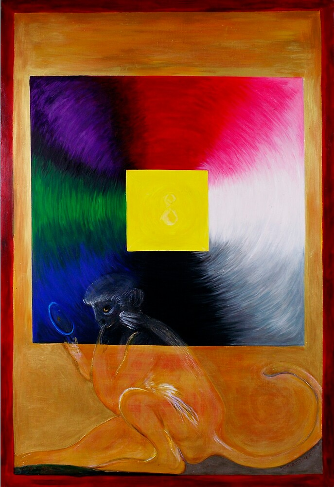 THE ARTFUL POWER OF FENG SHUI by artist4peace