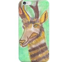 His majesty! iPhone Case/Skin