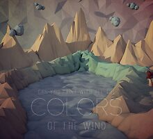 the colors of the wind by Giulia Filippini