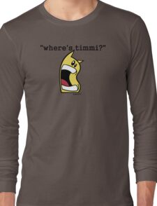 wheres timmi  Long Sleeve T-Shirt