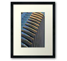 Plaza Athenee Framed Print