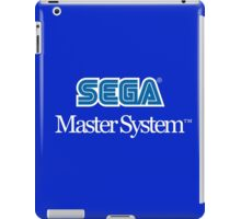 Sega Master System - Outlined iPad Case/Skin