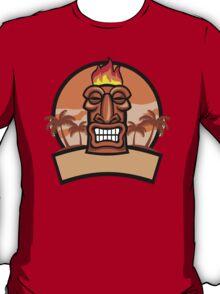 Tiki Vector T-Shirt