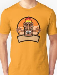 Tiki Vector T-Shirt