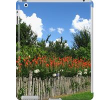 Red Hot Pokers - Hill End iPad Case/Skin