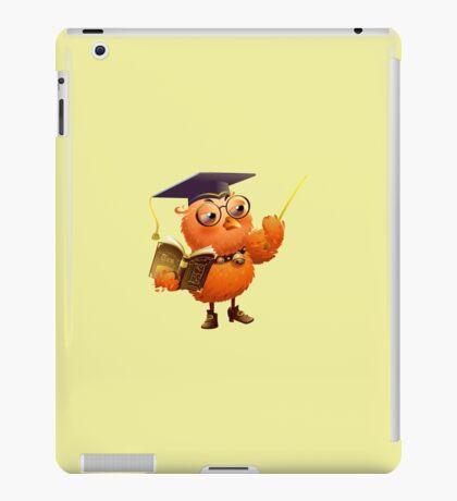 Master owl iPad Case/Skin