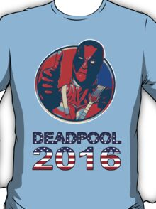 Pool For Prez T-Shirt