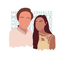 Melix Digital Drawing by melixstuff