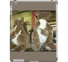 Kangaroos & Joeys Creswick Knitting Mills - Vic. iPad Case/Skin