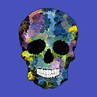 Flower Skull by TinaGraphics
