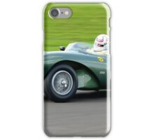 Aston Martin DB 3S No 46 iPhone Case/Skin