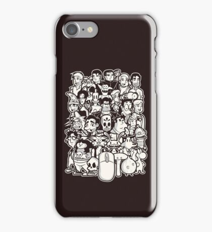Point and Click iPhone Case/Skin
