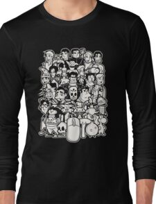 Point and Click Long Sleeve T-Shirt