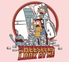 I'm Mr Meeseeks, Look at me!! Kids Clothes