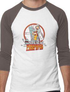 I'm Mr Meeseeks, Look at me!! Men's Baseball ¾ T-Shirt