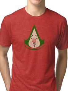 Tingly Assassin Tri-blend T-Shirt