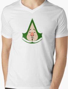 Tingly Assassin Mens V-Neck T-Shirt