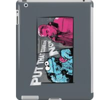 Put that cookie down! iPad Case/Skin