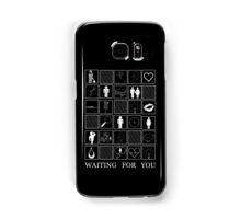 """""""Waiting For You"""" Grizfolk Samsung Galaxy Case/Skin"""
