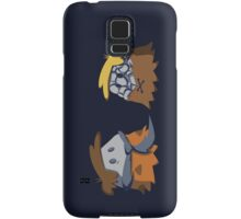 Flint and Rubble Samsung Galaxy Case/Skin