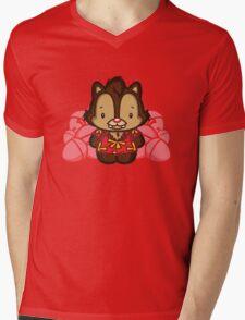 Hello Dale Mens V-Neck T-Shirt