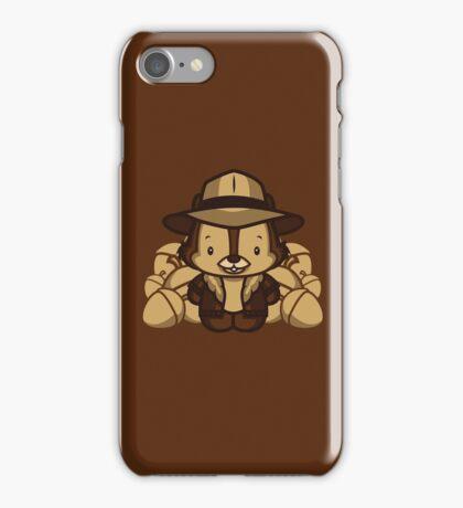 Hello Chip iPhone Case/Skin