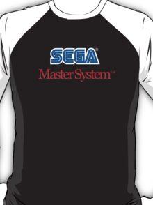 Sega Master System - colour T-Shirt