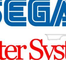 Sega Master System - colour Sticker