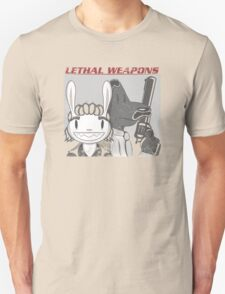 Lethal Weapons Unisex T-Shirt