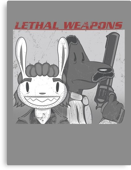 Lethal Weapons by Scott Weston