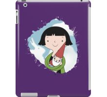 Help People not Gnomes iPad Case/Skin