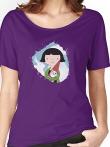 Help People not Gnomes Women's Relaxed Fit T-Shirt