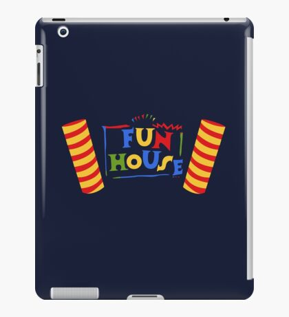 Fun House iPad Case/Skin