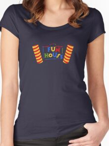 Fun House Women's Fitted Scoop T-Shirt