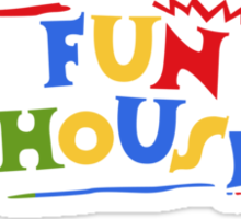 Fun House Sticker